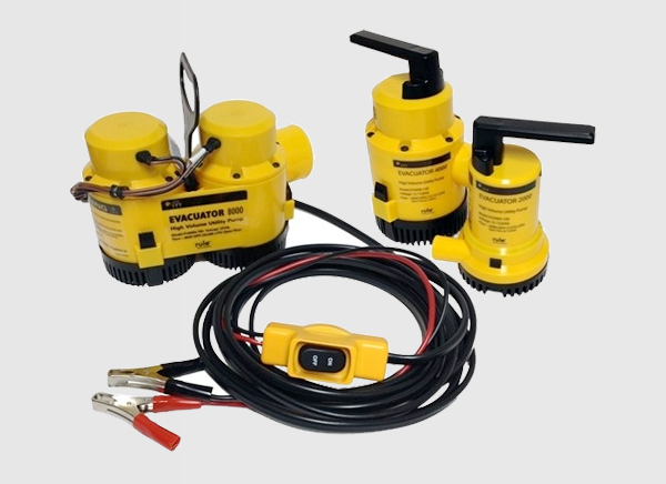 12V DC SUBMERSIBLE PUMPS